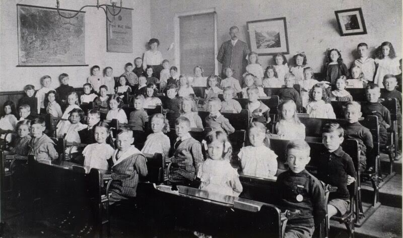 Educação na Era Eduardiana