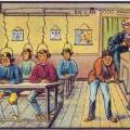 A escola no ano 2000