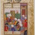 O grande Abu Sa'ud ensinando direito